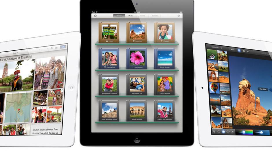 iLife, iPhoto, iPad - ein paar der jüngsten Apple-Neuheiten 2013
