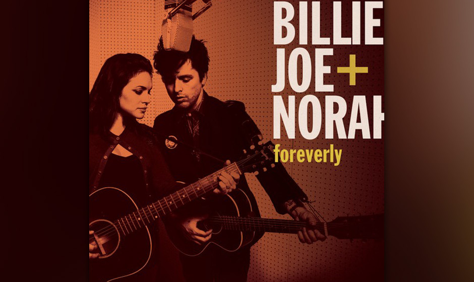Billie Joe Armstrong & Norah Jones - 'Foreverly' (25.11.)