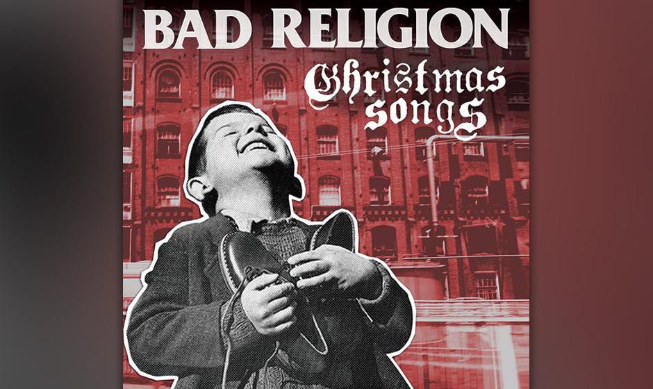 Am 25. Oktober erschien das Weihnachtsalbum CHRISTMAS SONGS von Bad Religion.
