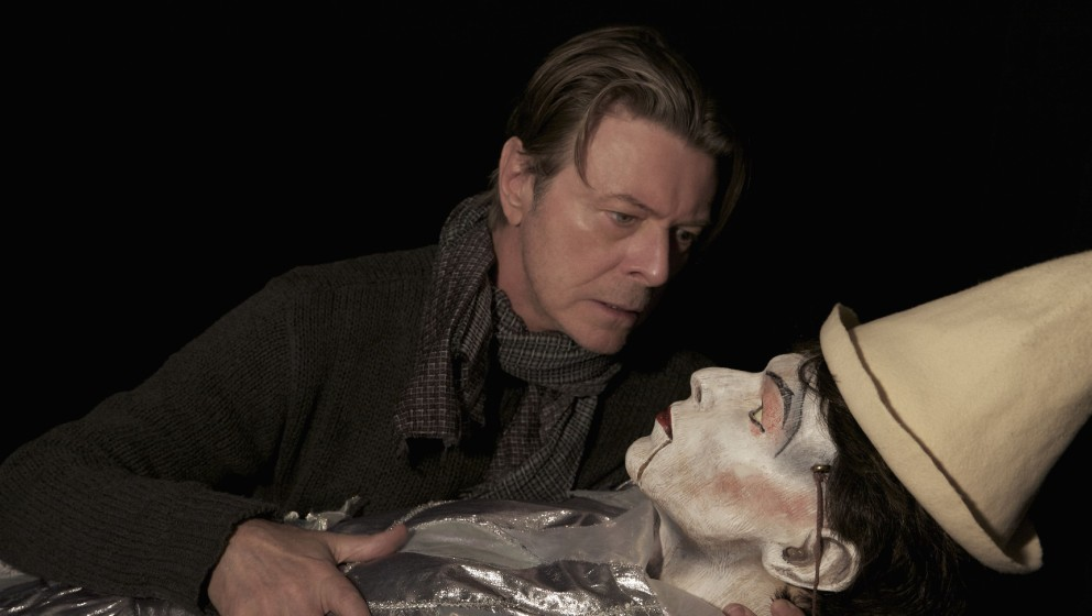 Szene aus David Bowies neuem Video