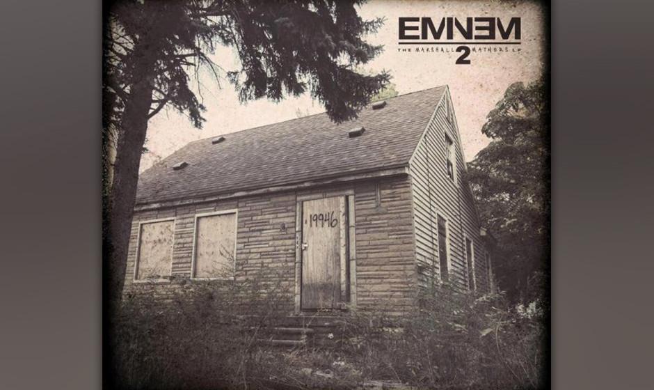 Eminem - THE MARSHALL MATHERS LP 2 (5.11.)