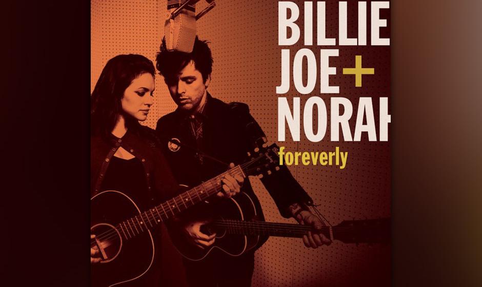 Billie Joe Armstrong & Norah Jones - 'FOREVERLY' erscheint am 22.November