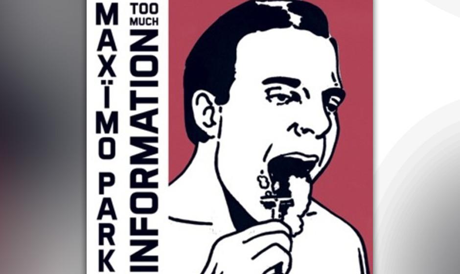 TOO MUCH INFORMATION, das neue Album von Maximo Park