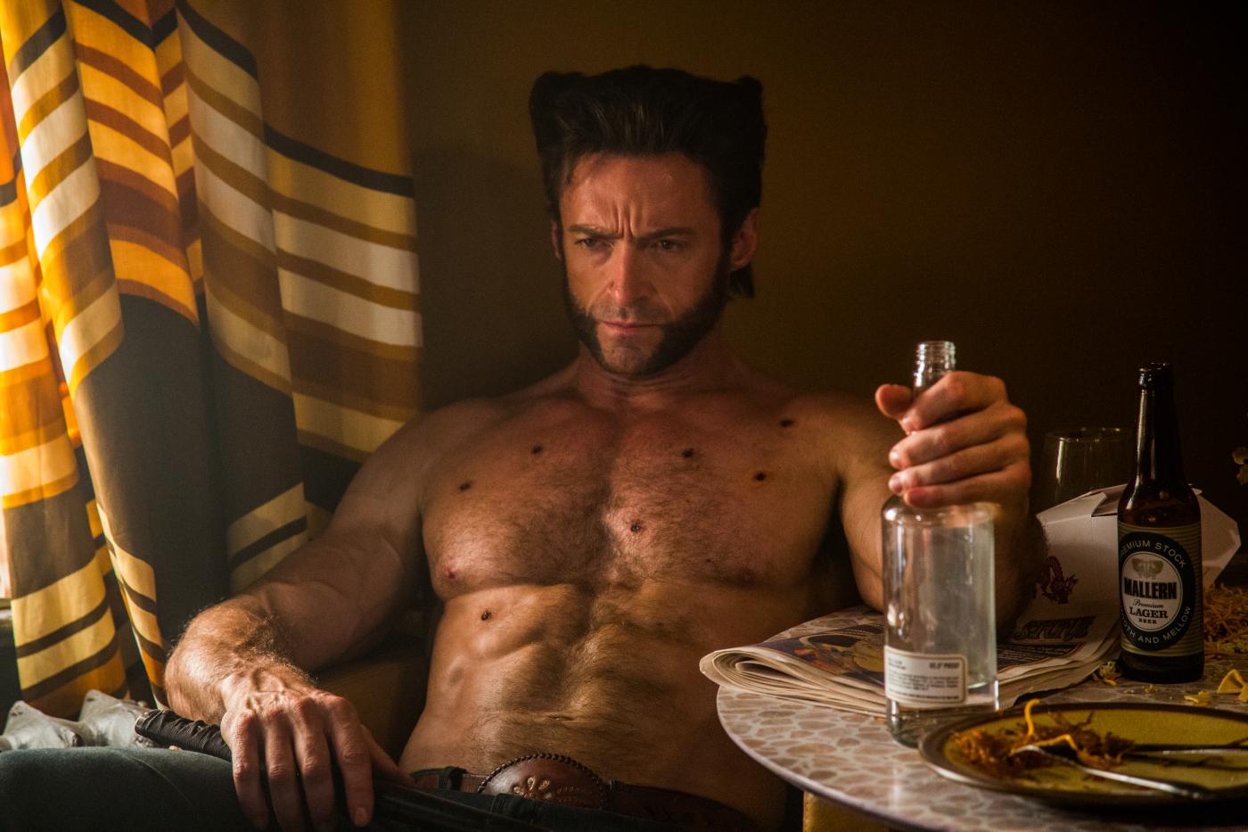 Hugh Jackman als X-Man Wolverine