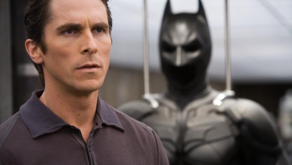 Christian Bale, als er noch Batman spielte