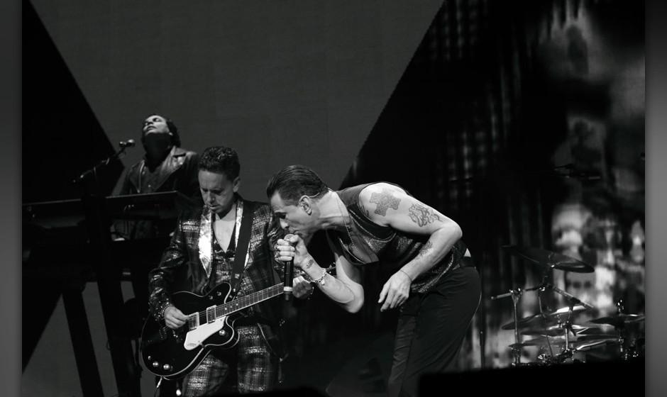 Depeche Mode, Lanxess Arena Köln am 21.11.2013