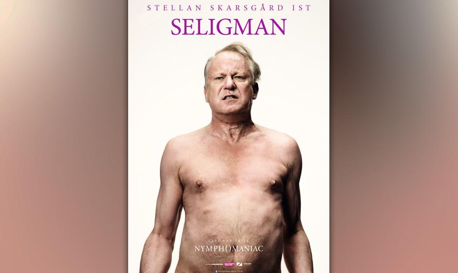 Stellan Skarsgard ist Seligman