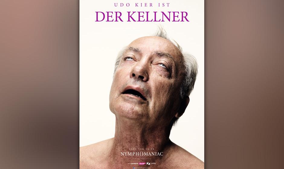 Udo Kier ist Der Kellner