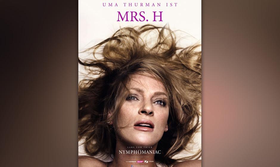 Uma Thurman ist Mrs. H