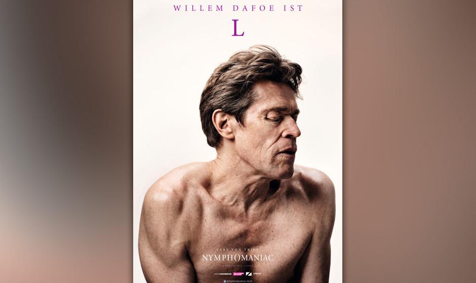 Willem Dafoe ist L