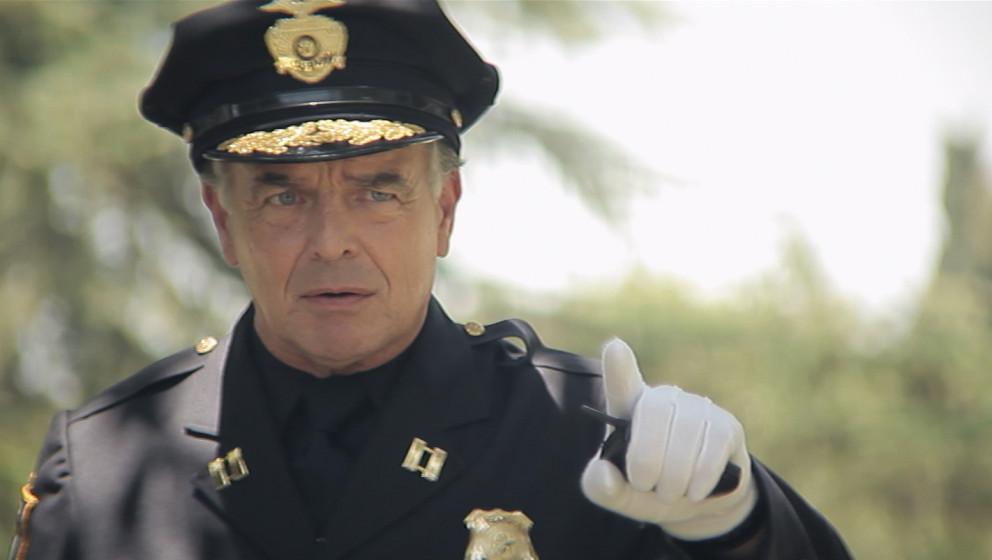 Bleibt für uns immer Laura Palmers Vater – Ray Wise als Polizeichef der korrupten Truppe.