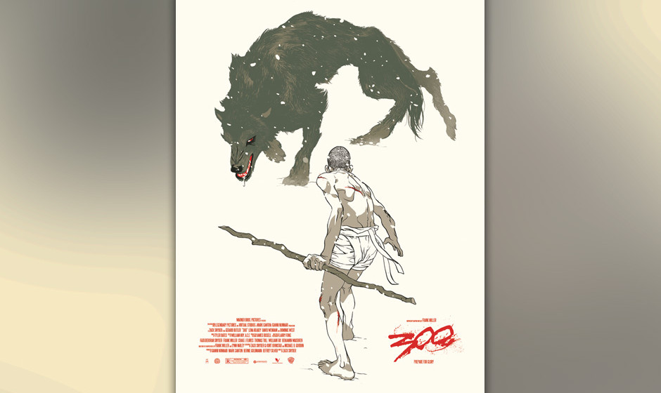 ...gegen die alternative Version von Illustrator Tomer Hanuka. Welches Poster habt Ihr lieber?