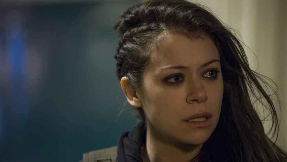 ...die eines Tages auf ihre Doppelgängerinnen trifft: Killerin Helena...