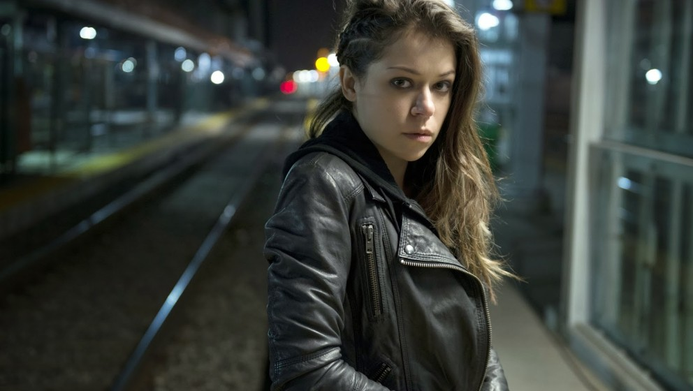 Programme Name: Orphan Black - TX: n/a - Episode: n/a (No. n/a) - Embargoed for publication until: 03/09/2013 - Picture Shows