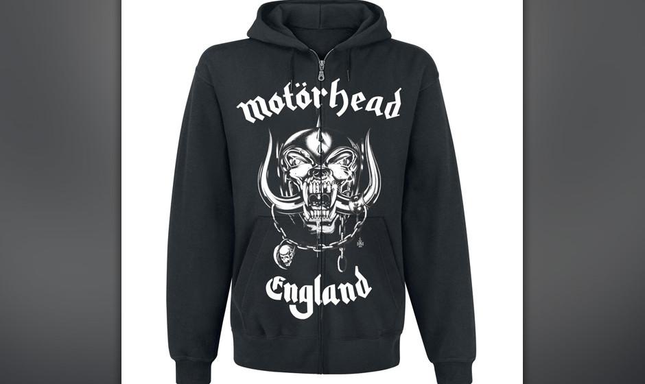 >>>  Kleidung: Motörhead-Kapuze