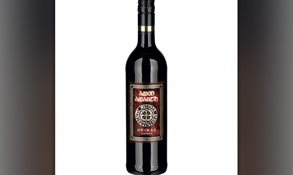 >>>  Essen & Trinken: Amon Amarth-Wein