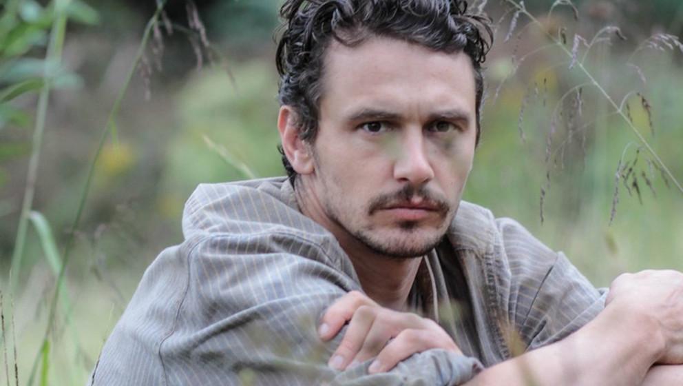 "Schaltet wieder in den seriösen Künstler-Gang: James Franco in der Faulkner-Verfilmung ""As I Lay Dying"", der am 30. J"