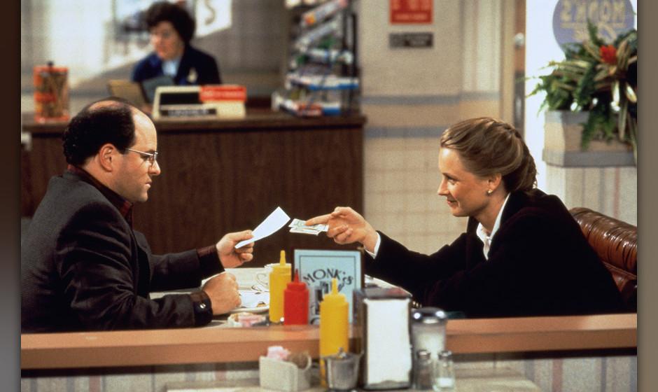 """Klassiker der TV-Geschichte: """"Seinfeld"""". Hier ein paar von George Costanzas besten Sprüchen."""