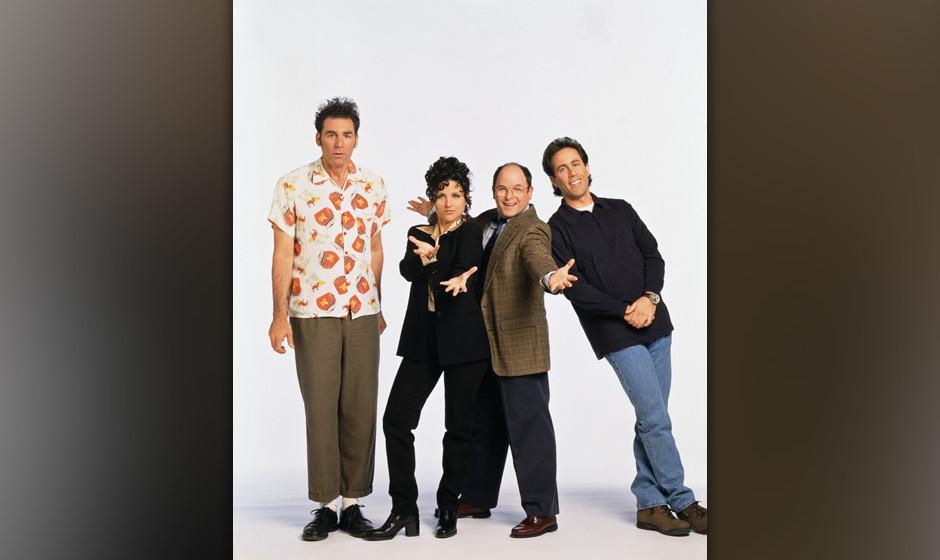 """Neun Staffeln und dank Syndication immer noch eine der erfolgreichsten Serien aller Zeiten: Nineties-Must """"Seinfeld"""""""