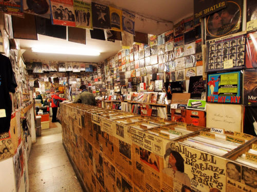 Macht dicht: On The Beat Records in Soho