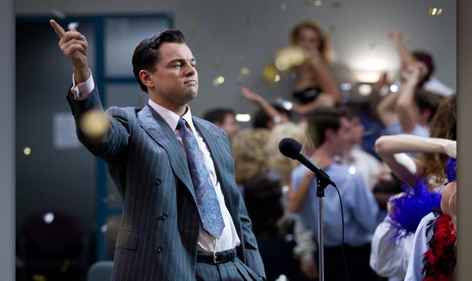 Schon wieder Gatsby: Leo DiCaprio