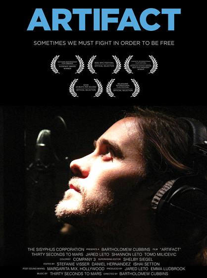 Für die Dokumentation 'Artifact' hat Jared Leto selbst Regie geführt.