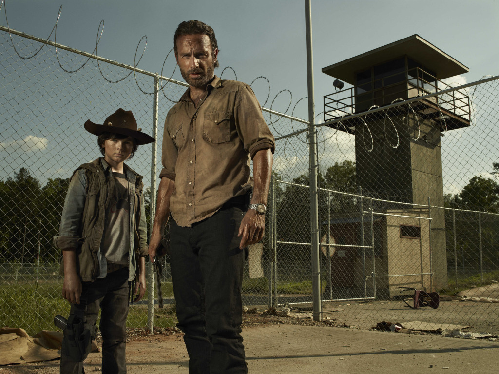 "Seit 11. November im Handel: Die komplette dritte Season zum US-Zombie-Hit ""The Walking Dead"""