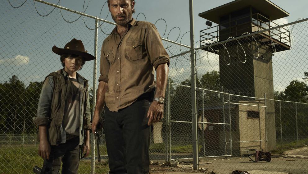 """Seit 11. November im Handel: Die komplette dritte Season zum US-Zombie-Hit """"The Walking Dead"""""""
