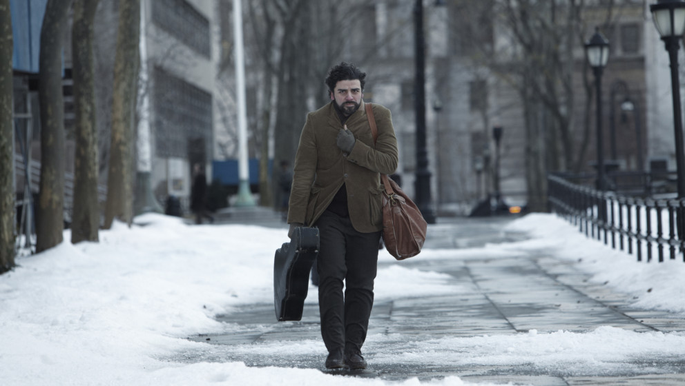 Llewyn Davis (Oscar Isaac) auf der Suche nach einer neuen Bleibe