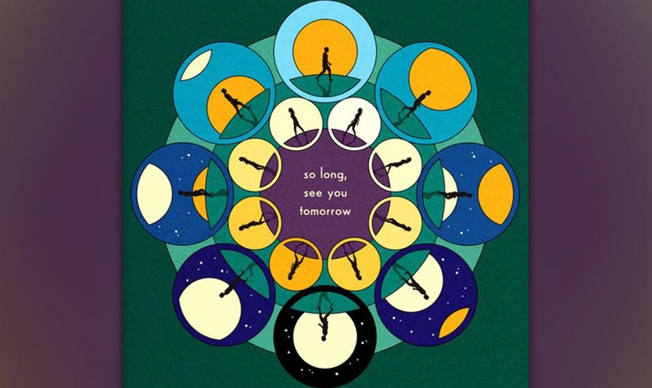 Bombay Bicycle Club haben das Artwork der neuen Platte SO LONG, SEE YOU TOMORROW veröffentlicht.
