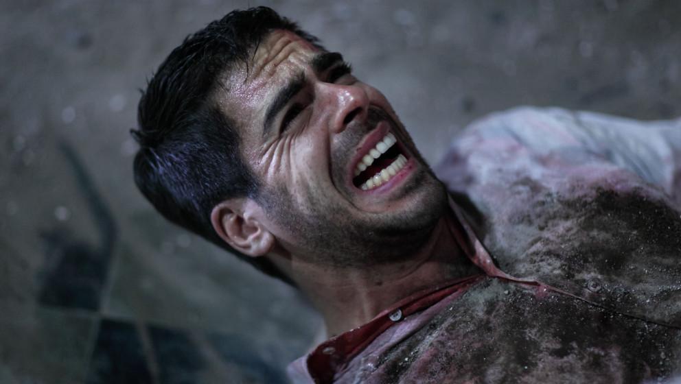 """Eli Roth in der Hauptrolle des von ihm produzierten Katastrophenfilms """"Aftershock"""" (ab 10.01. auf DVD und Blu-ray)"""