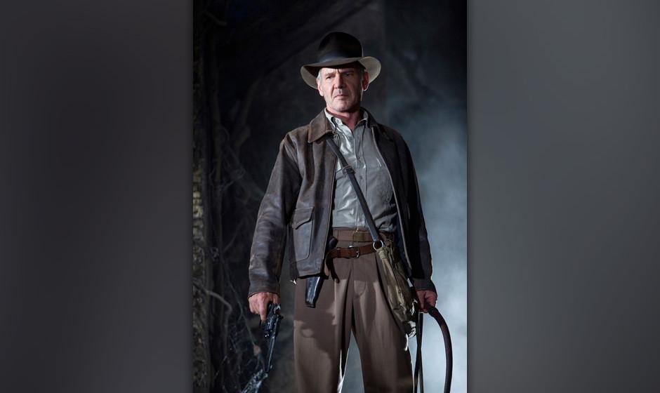 Demnächst – endlich – auch auf VoD-Plattformen wie iTunes erhältlich: Indiana Jones in prächtigem HD....