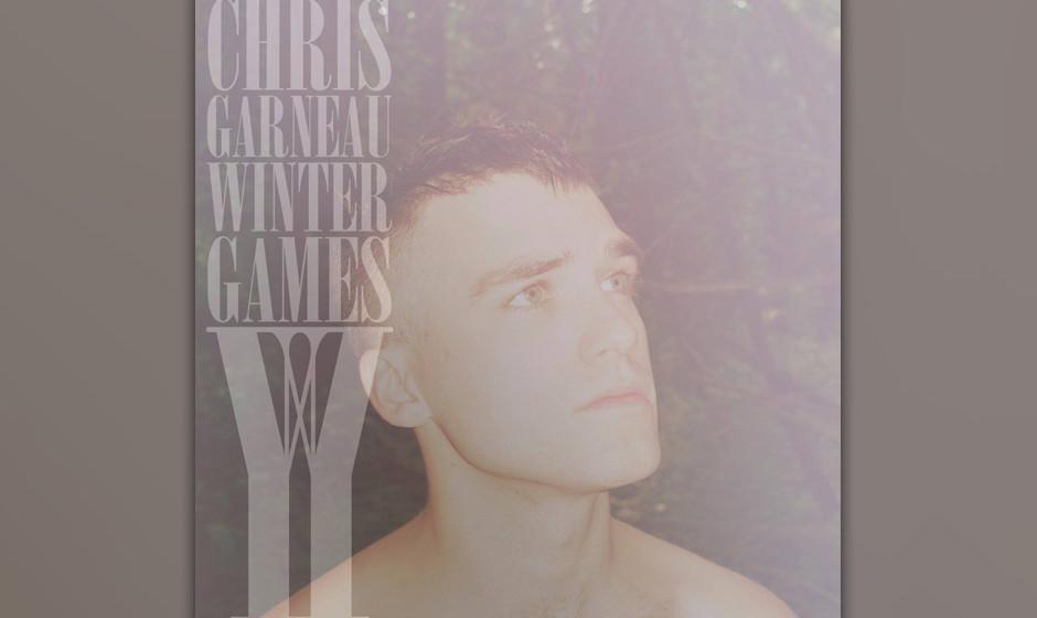 Chris Garneau veröffentlicht schon jetzt sein neues Album WINTER GAMES als Stream.