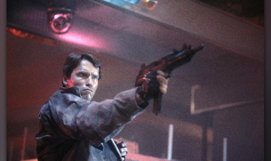 Auslaufmodell: Der Original-Terminator.