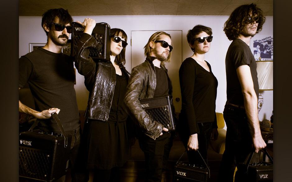 The Pizza Underground, die neue Band von Macaulay Culkin