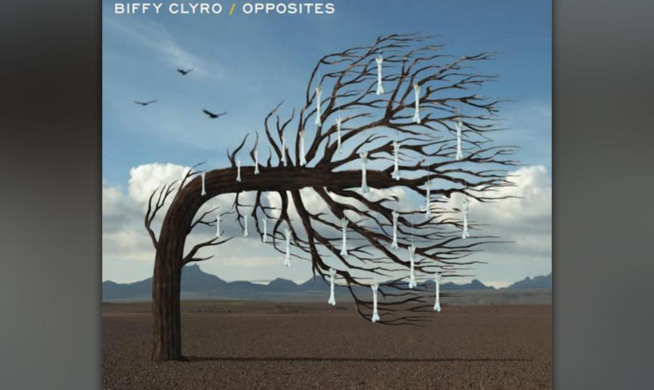 20. Biffy Clyro – OPPOSITES