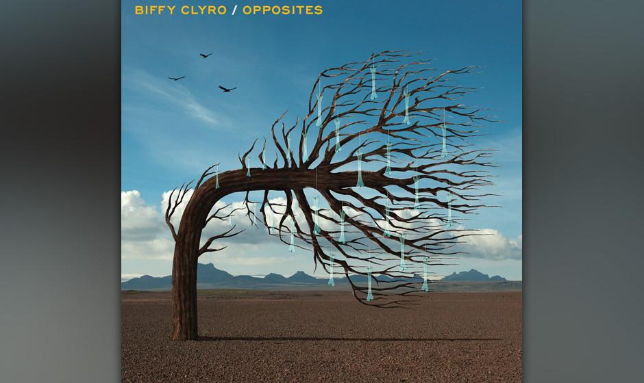 3. Biffy Clyro – OPPOSITES