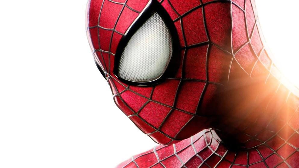 Bekommt Zuwachs in seinem Comic-Universum: Spider-Man Andrew Garfield, der sich ab dem 17.04. wieder in die Kinos schwingt.