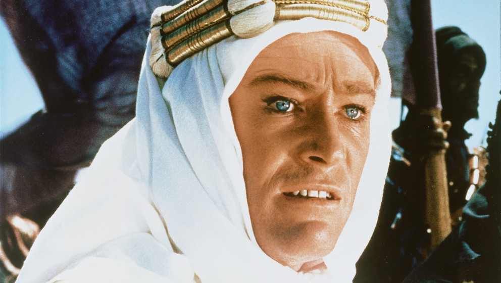 "Die Rolle seines Lebens: Peter O'Toole in ""Lawrence von Arabien"""
