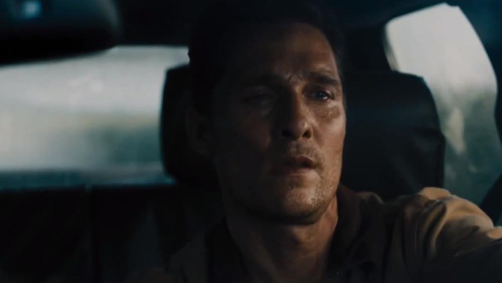 """Szene aus dem Teaser zu """"Interstellar"""""""