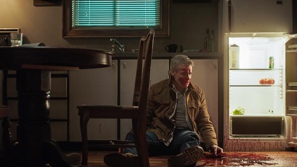 Mag Blut: Henry Rollins in seiner ersten Hauptrolle als Jack in 'He Never Died'