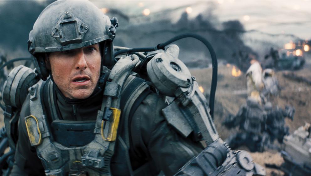 "Sterben im Repeatmodus: Tom Cruise in ""Edge Of Tomorrow"""