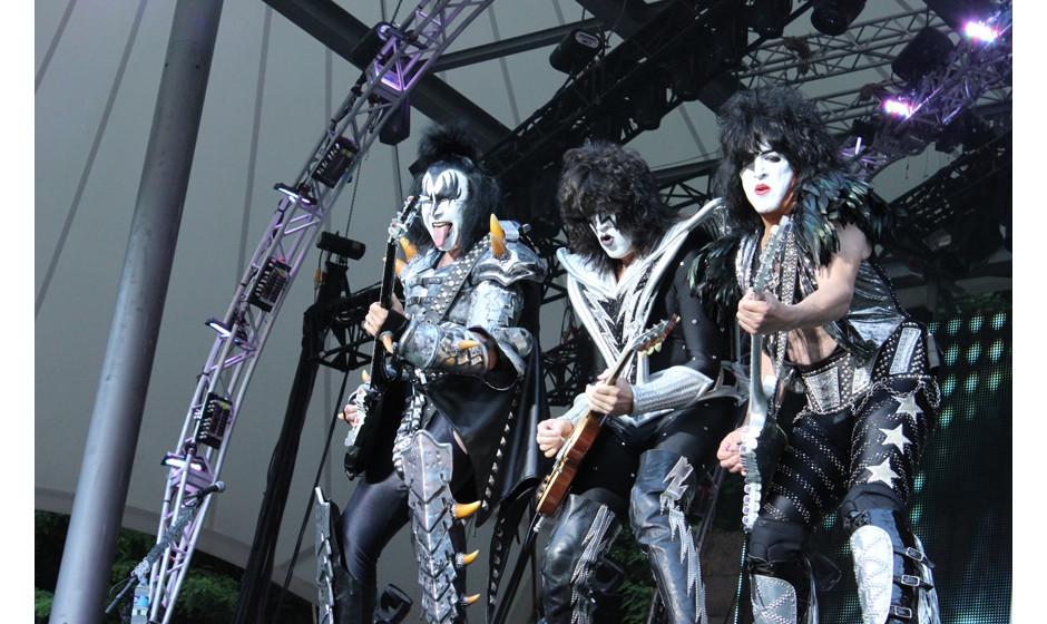 Nicht nur Kiss dürfen sich 2014 über die Aufnahme in die 'Rock And Roll Hall Of Fame' freuen.