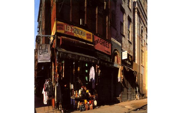 Der Straßenabschnitt, wo das Foto zum Cover des 1989er Album PAUL'S BOUTIQUE geschossen wurde, soll in 'Beastie Boys Square'