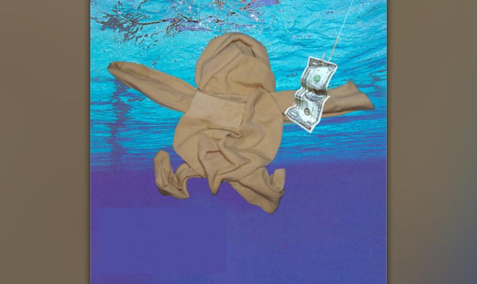 Weltbekannte Albumcover mit Socken nachgestellt - ein netter Zeitvertreib für die Vorweihnachtszeit.