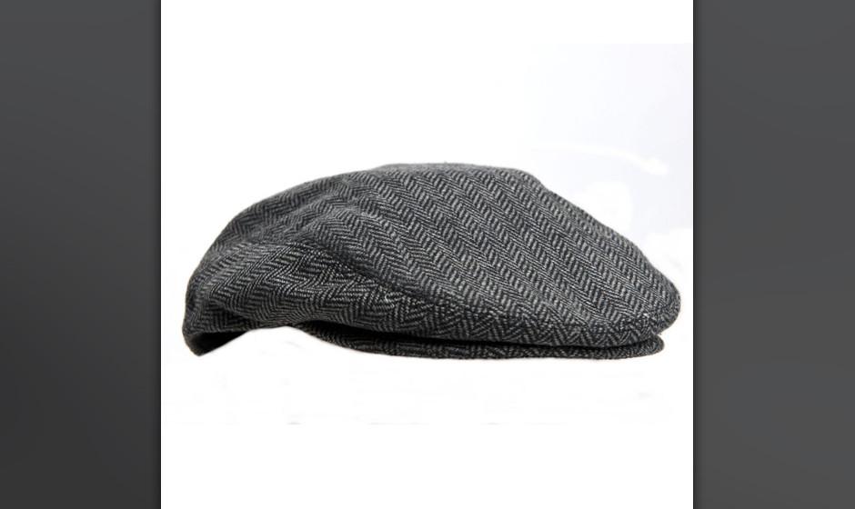 An kalten Wintertagen trägt man kein Bandshirt, dann schon lieber die Schiebermütze von Blur.