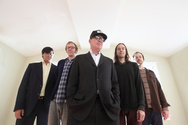 Indie band Lambchop in Nashville, TN