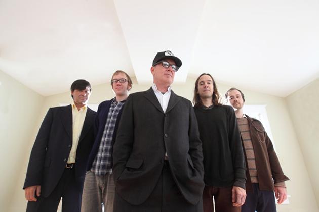 Indie band Lambchop in Nashville, TN