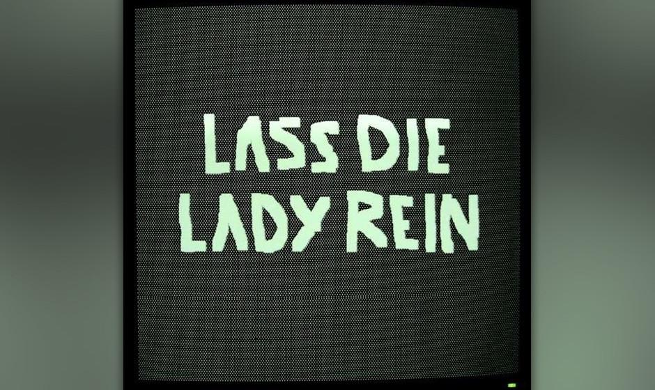 20. Almut Klotz & Reverend Dabeler - LASS DIE LADY REIN