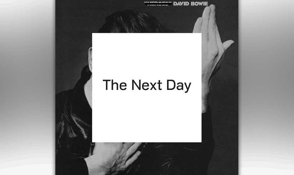 13. David Bowie - THE NEXT DAY